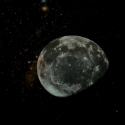 The Moon: Scenes from Planetarium Show
