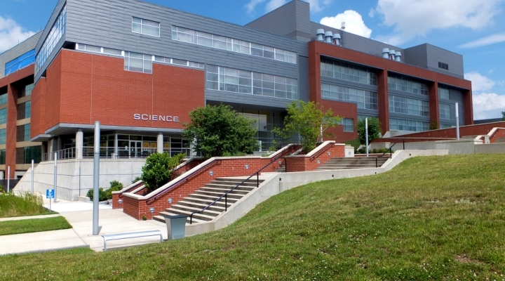 EKU Science Building